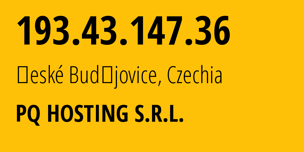 IP address 193.43.147.36 (Moscow, Moscow, Russia) get location, coordinates on map, ISP provider AS48430 Perviy TSOD LLC // who is provider of ip address 193.43.147.36, whose IP address